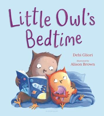 Little Owl's Bedtime Cover Image