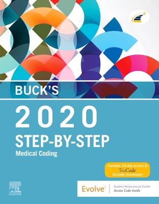 Buck's Step-By-Step Medical Coding, 2020 Edition Cover Image