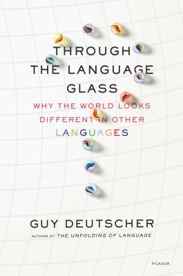 Through the Language Glass Cover