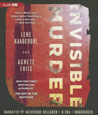 Invisible Murder (Nina Borg) Cover Image