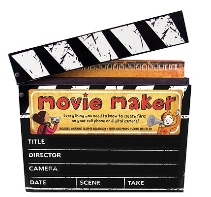 Movie Maker: The Ultimate Guide to Making Films Cover Image