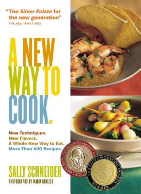 A New Way to Cook Cover