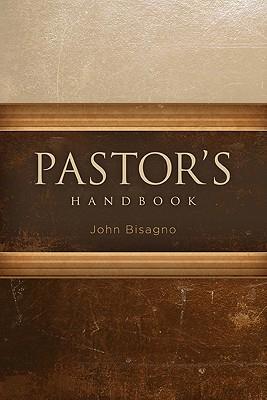Pastor's Handbook Cover
