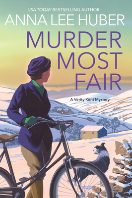 Murder Most Fair (Verity Kent Mystery) Cover Image