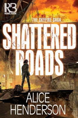Cover for Shattered Roads