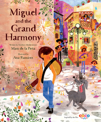 Coco: Miguel and the Grand Harmony Cover Image