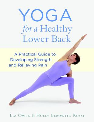 Yoga for a Healthy Lower Back Cover