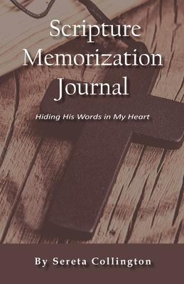 Scripture Memorization Journal Cover Image
