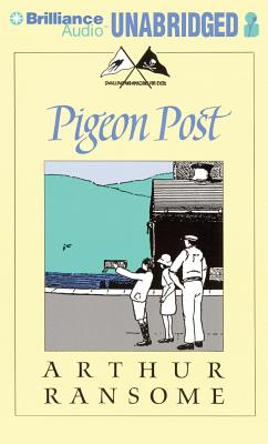 Pigeon Post (Swallows and Amazons #6) Cover Image