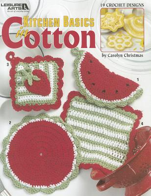 Kitchen Basics in Cotton Cover
