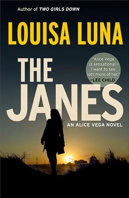 The Janes: An Alice Vega Novel Cover Image