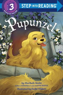 Pupunzel (Step into Reading) Cover Image