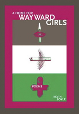 Cover for A Home for Wayward Girls