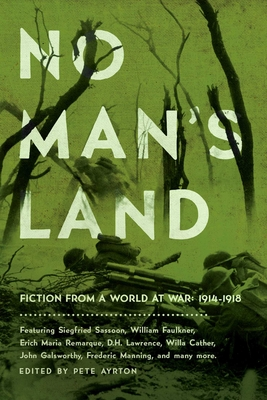 Cover for No Man's Land