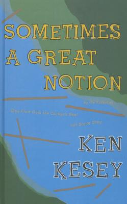 Cover for Sometimes a Great Notion