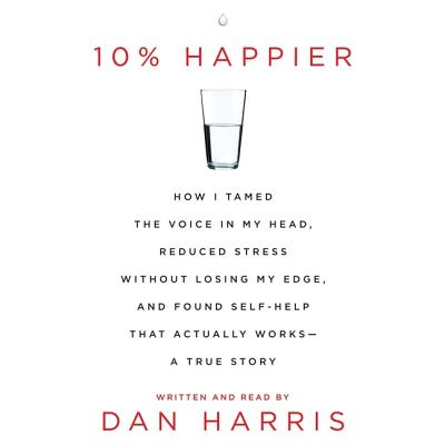 Cover for 10% Happier