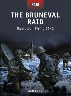 The Bruneval Raid Cover