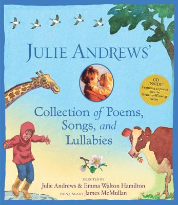 Julie Andrews' Collection of Poems, Songs and Lullabies [With CD (Audio)] Cover