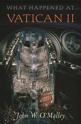 What Happened at Vatican II Cover