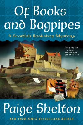 Of Books and Bagpipes: A Scottish Bookshop Mystery Cover Image