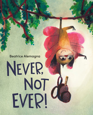 Cover for Never, Not Ever!