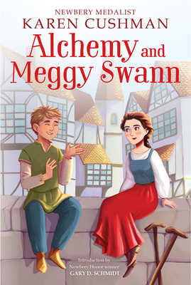Cover for Alchemy and Meggy Swann