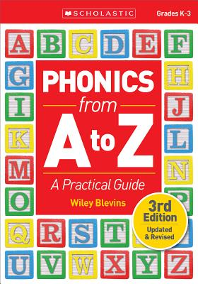 Phonics From A to Z, 3rd Edition: A Practical Guide Cover Image
