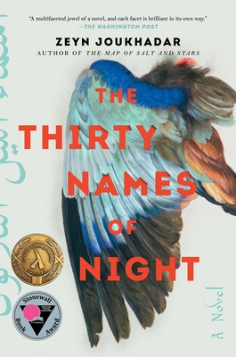 The Thirty Names of Night: A Novel Cover Image