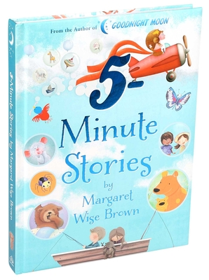 Margaret Wise Brown 5-Minute Stories Cover Image