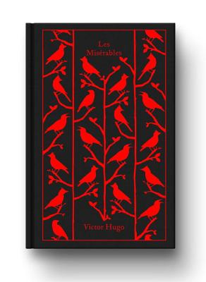 Les Miserables (Clothbound Classics) Cover Image