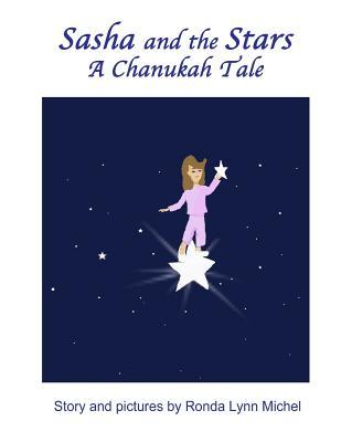Sasha and the Stars: A Chanukah Tale Cover Image