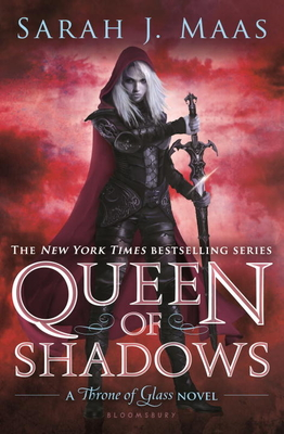 Queen of Shadows (Throne of Glass) Cover Image