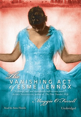 The Vanishing Act of Esme Lennox Cover