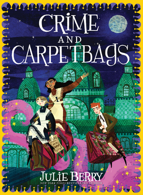 Crime and Carpetbags Cover Image