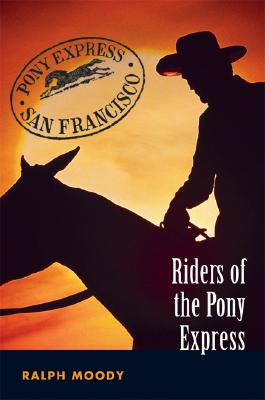 Riders of the Pony Express Cover Image