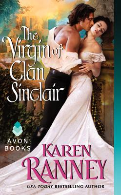 The Virgin of Clan Sinclair Cover