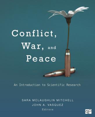 Conflict, War, and Peace: An Introduction to Scientific Research Cover Image