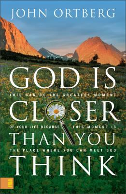 God Is Closer Than You Think Cover