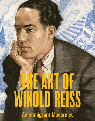 The Art of Winold Reiss: An Immigrant Modernist Cover Image