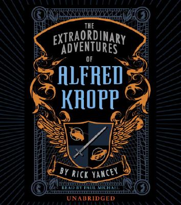Cover for The Extraordinary Adventures of Alfred Kropp