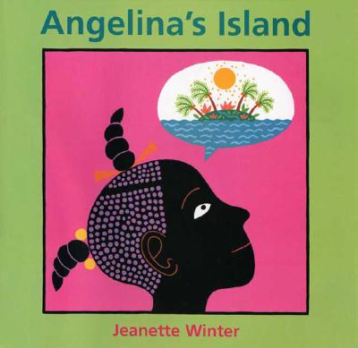 Angelina's Island Cover