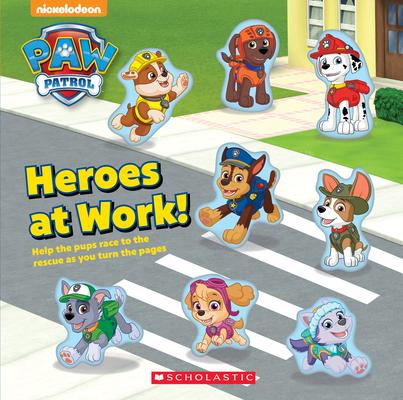 Heroes at Work (PAW Patrol) Cover Image