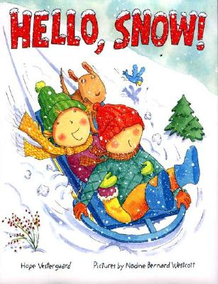 Hello, Snow! Cover