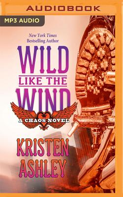 Wild Like the Wind (Chaos #6) Cover Image