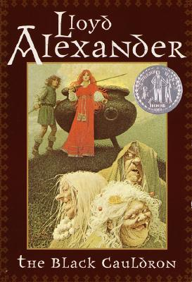 The Black Cauldron Cover Image
