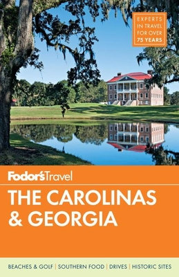 Fodor's the Carolinas & Georgia Cover Image
