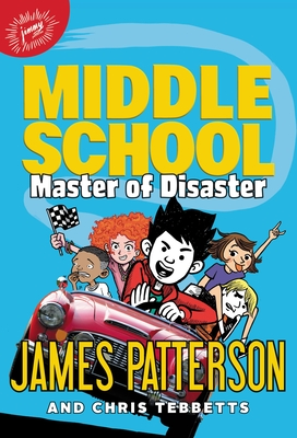Middle School: Master of Disaster cover image