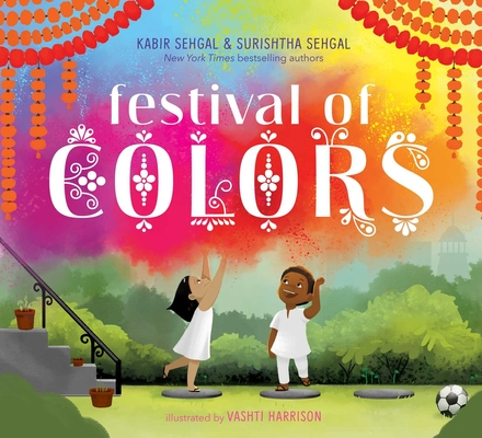 Festival of Colors Cover Image