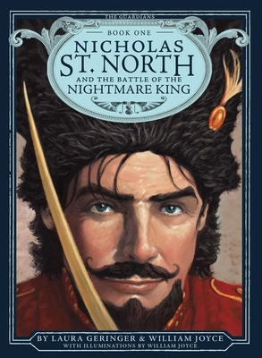 Nicholas St. North and the Battle of the Nightmare King (The Guardians #1) Cover Image