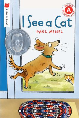 Cover for I See a Cat (I Like to Read)